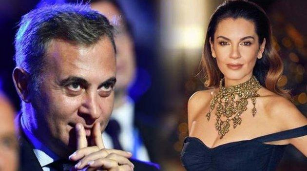 Beşiktaş Başkanlığından sonra hem para sahibi hem gözü kara çapkın İşte Fikret Orman'ın yeni sevgilisi
