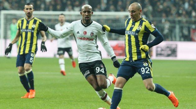 Beşiktaş Fenerbahçe Ölümüne Final maçı gibi 2-2