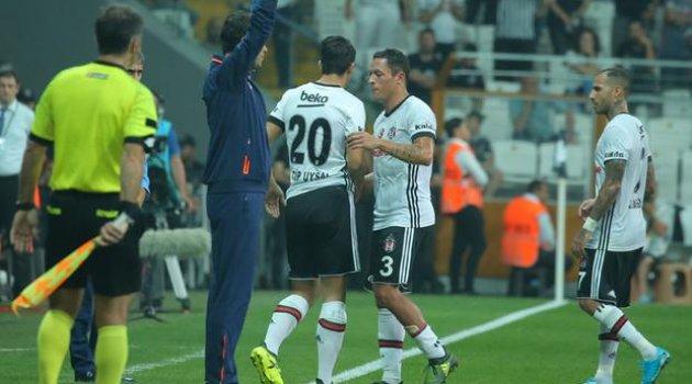 Beşiktaş-Konyaspor'u 2-0 yendi