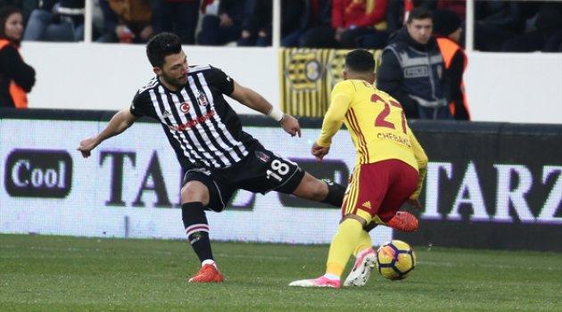 Beşiktaş Puan bırakmaya devam ediyor 0-0