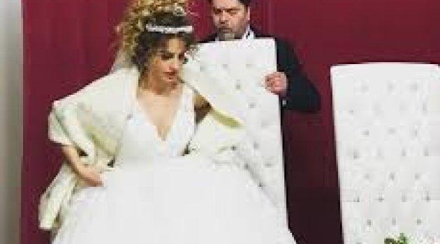 Beyazıt Öztürk, Büşra Pekin'le evlendi!