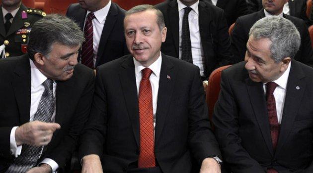 Bülent Arınç,konuştu Abdullah Gül…vur birine ikisini