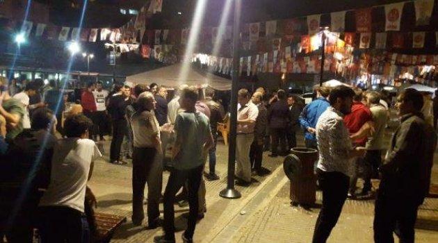 Bursa'da İYİ Partililer ile MHP'liler arasında kavga