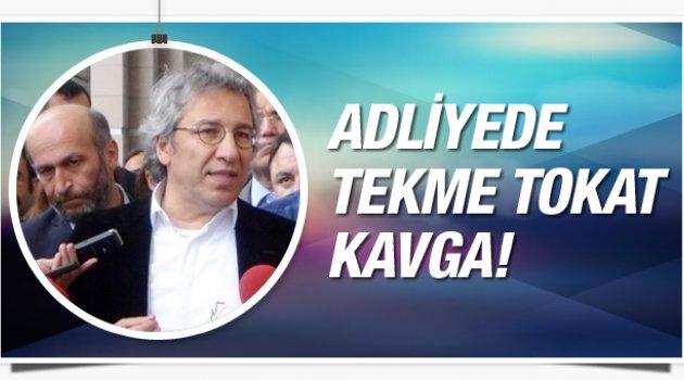 Can Dündar MİT TIR'ları davasında kavga çıktı