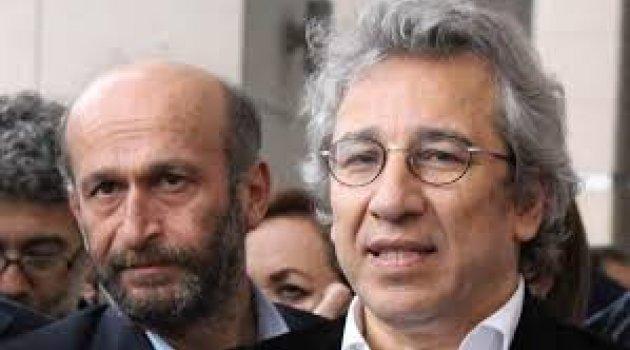 Can Dündar ve Erdem Gül'ün yargılandığı dava ertelendi