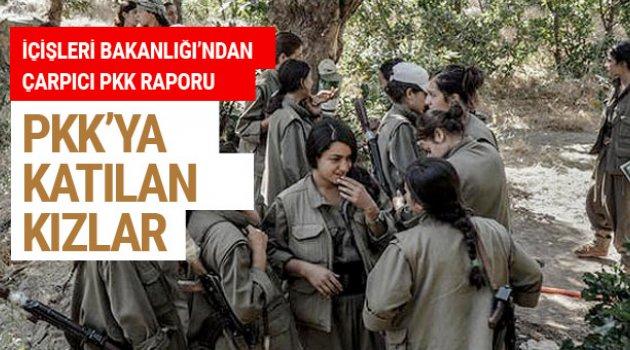 Çarpıcı PKK raporu! 5 ayda 48 kişi...