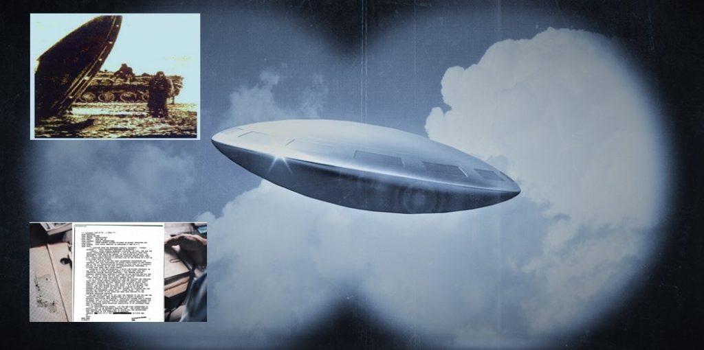 CIA Belgelerinde Uzaylı Saldırısı Sonucu Rus Askerlerinin Taşa Dönüştüğü İddia Edildi