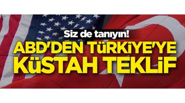 Darbe sever ABD'den Türkiye'ye küstah teklif