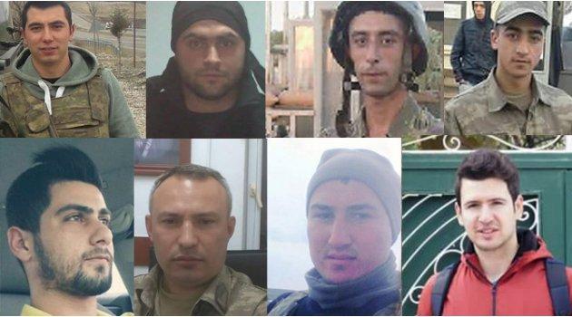 Diyarbakır ve Şırnak'tan acı haberler: 11 şehit