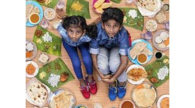 Dünyanın farklı yerlerinde cocuklar nasıl besleniyor