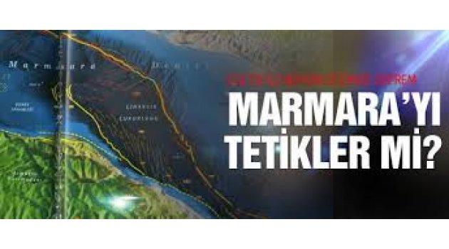 Ege depremi büyük İstanbul depremini tetikler mi?