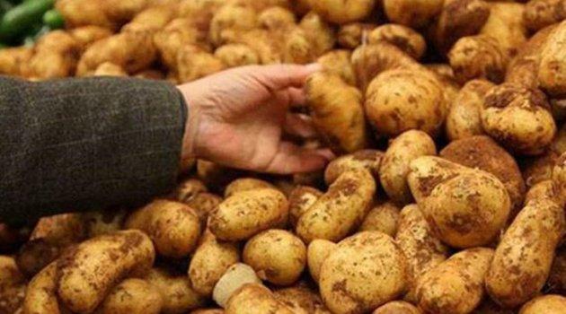 Ekonomi Bakanı Açıkladı: 'Suriye'den Patates İthal Ettik