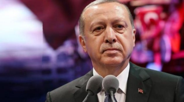 Erdoğan: Biz bir numarayız, Amerika falan gerimizde