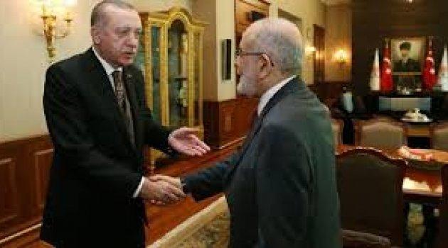 Erdoğan'dan Milli Görüş'e: Güle güle