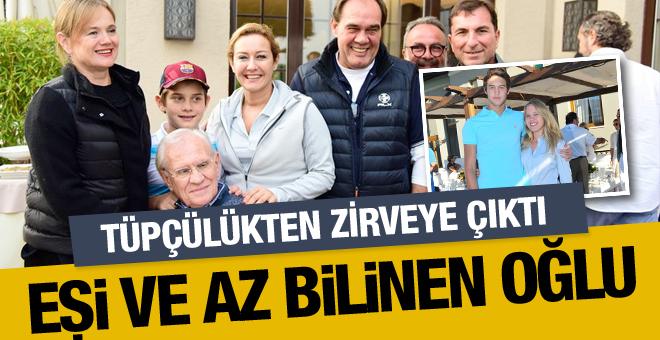 Erdoğan Demirören'in eşi ve çocukları kimdir?