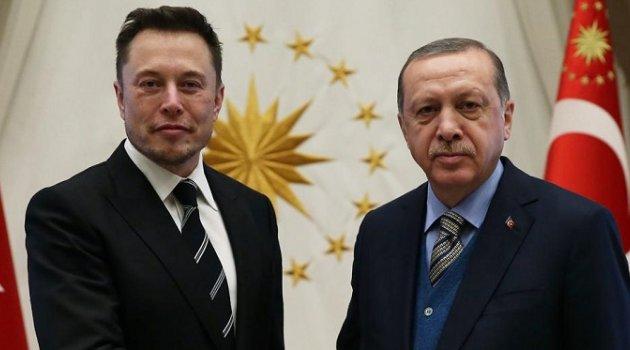 Erdoğan-Elon Musk Görüşmesinde Neler Konuşuldu?