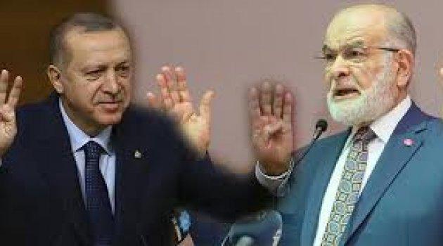 Erdoğan güle güle demişti, Saadet Partisi'nden bu cevap geldi