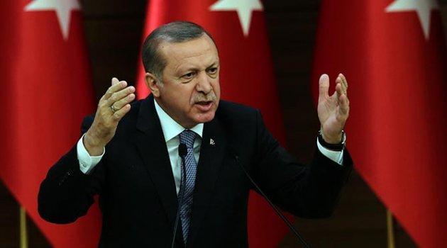 Erdoğan hakkında suç duyurusu!