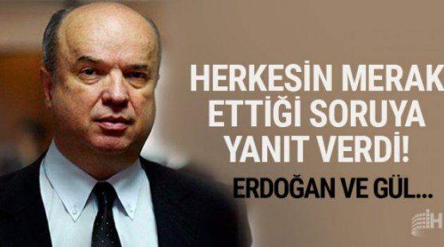 Erdoğan ve Gül arasında bir kopuş yaşanır mı?