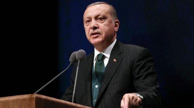 Erdoğan'dan medyaya kanalizasyon benzetmesi
