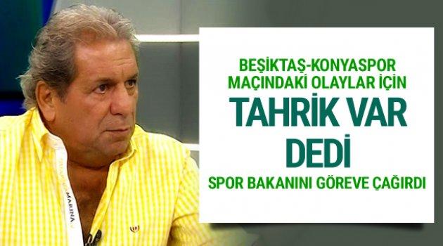 Erman Toroğlu'ndan Süper Kupa olaylarına tepki