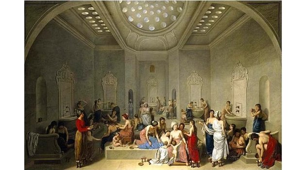 Eski Hamamların Gizemli Hikayeleri