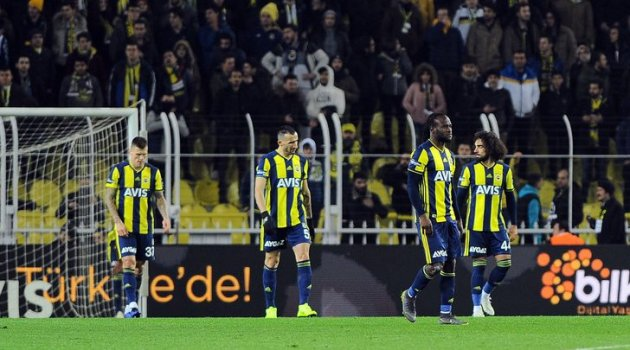 Fenerbahce 1 Konyaspor 1