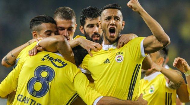 Fenerbahçe 3-Yeni Malatyaspor 1