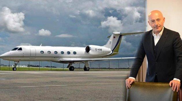Ferit Şahenk'in uçağını Demirören satın aldı! İşte uçağın fiyatı...