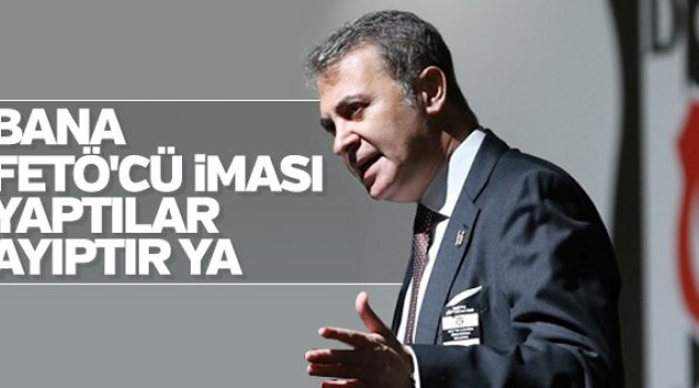 Fikret Orman: Bizi Reza Zarrab ile ortak yaptılar!