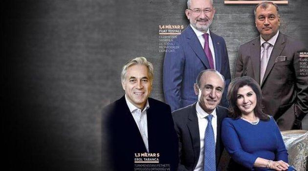 Forbes açıkladı: İşte Türkiye'deki en zengin 100 kişi