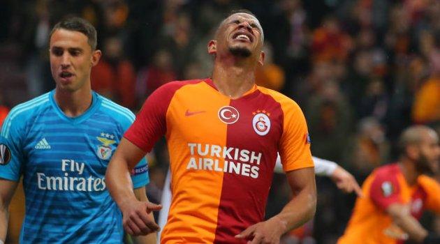 Benfica Galatasaray: Galatasaray 1 Benfica 2