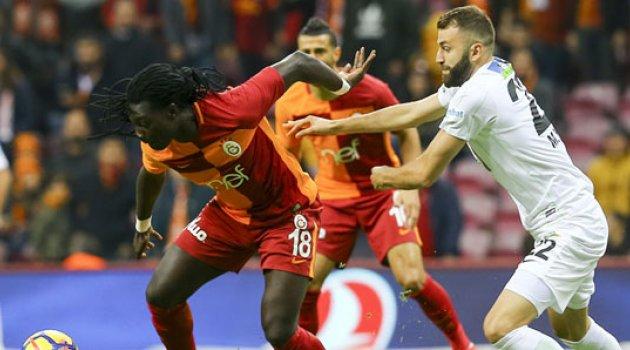 Galatasaray, Akhisarspor'u 4-2 mağlup etti