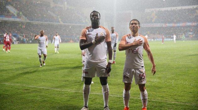 Galatasaray, deplasmanda Kardemir Karabükspor'u 7-0'lık skorla mağlup etti.