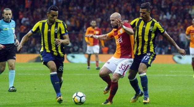 Galatasaray Fenerbahçe 0-0