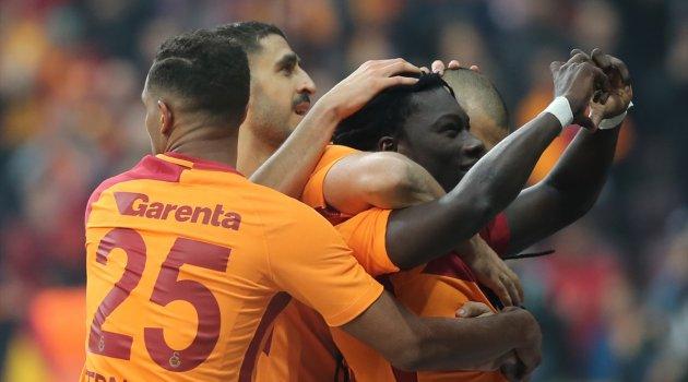 Galatasaray-Gençlerbirliği 5-1