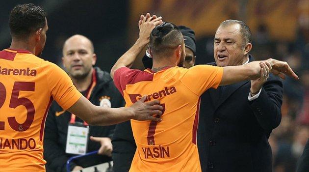 Galatasaray Göztepe'yi 3-1 yendi