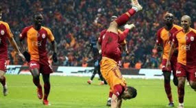 Galatasaray - Trabzonspor 3-1