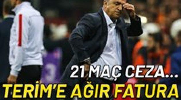 Galatasaray ve Fenerbahçe'ye ağır fatura!