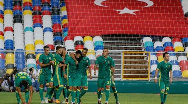 Göztepe-Fenerbahçe 2-2