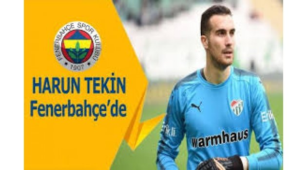Harun Tekin 2 milyon Euro'ya Fenerbahçe'de