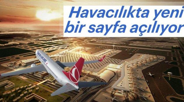 Havacılıkta yeni bir sayfa açılıyor