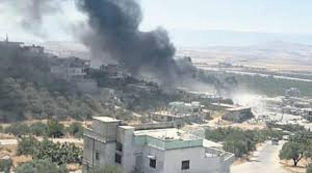"""İdlib'deki apse"" kimin eseri!"