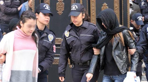 İkisi kadın çok sayıda gözaltı…