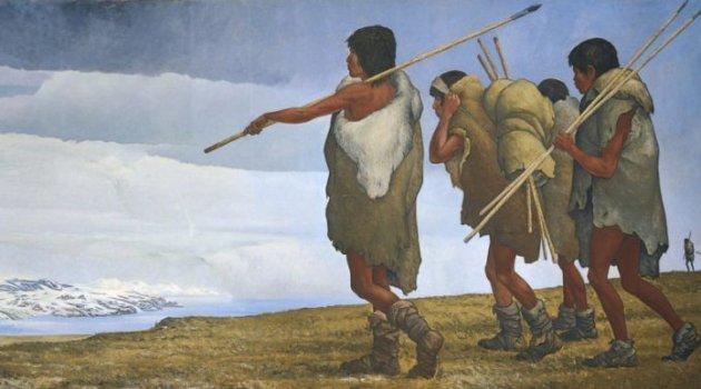 İnsanlar Amerika'ya İlk Nasıl Gitti?