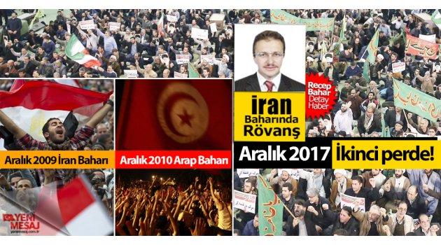 İran Baharı'nda rövanş denemesi