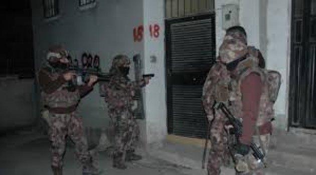 İstanbul'da 11 ilçede PKK'ya ağır darbe