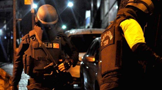 İstanbul'da Operasyon: Çok Sayıda Gözaltı