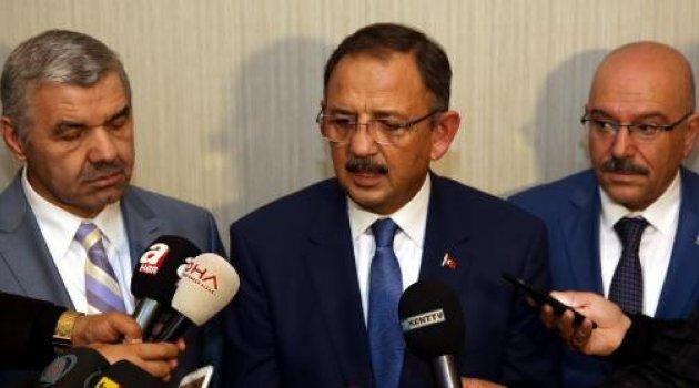 Kadir Topbaş Bismillah deyip istifayı imzaladı