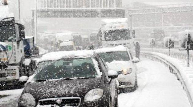 Kar için geri sayım başladı! İşte karlı haftanın hava durumu verileri…